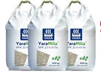 Verðskrá Yara áburðar 2019/20