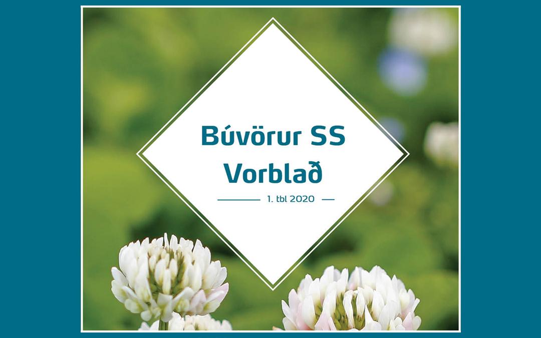 Búvörur SS Vorblað