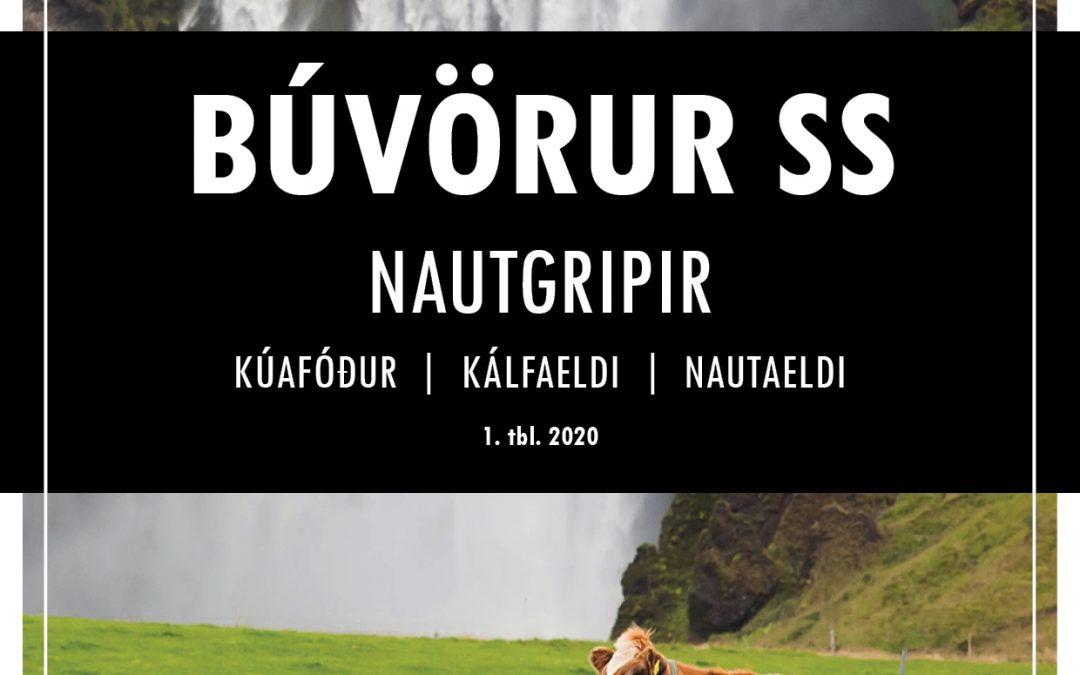 Nýr vörubæklingur – Nautgripir